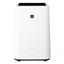 シャープ SHARP KC-L50-W 加湿空気清浄機 ホワイト系【適用畳数:23畳/最大適用畳数(加湿):14畳PM2.5対応】 ホワイト系[KCL50]