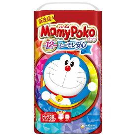 ユニチャーム unicharm MamyPoko(マミーポコ)パンツビッグ38枚ドラえもん(38枚)