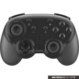 サイバーガジェット CYBER Gadget CYBER・ジャイロコントローラー ミニ 無線タイプ(SWITCH 用) ブラック CY-NSGYCMB-BK【Switch】