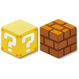 任天堂販売 Nintendo Sales スーパーマリオ ホーム&パーティ シリコンコースター(ハテナブロック/ブロック)