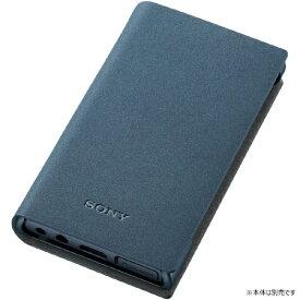 ソニー SONY ウォークマンNW-A100シリーズ 専用ソフトケース CKS-NWA100 LM ブルー