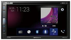パイオニア PIONEER カロッツェリア(パイオニア) カーオーディオ 2DIN CD/DVD/USB/Bluetooth FH-6500DVD[FH6500DVD]
