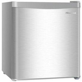 ハイセンス Hisense 冷蔵庫 ステンレス HR-A42JWS [1ドア /右開きタイプ /42L][冷蔵庫 一人暮らし 小型 新生活 HRA42JWS]