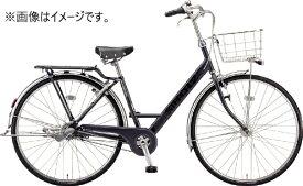 ブリヂストン BRIDGESTONE 27型 自転車 ステップクルーズ デラックス チェーンモデル(T.Xクロツヤケシ/3段変速) ST7TP【2020年モデル】【組立商品につき返品不可】 【代金引換配送不可】