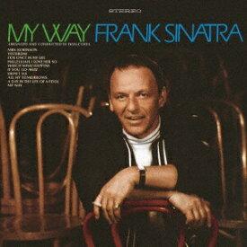 ユニバーサルミュージック フランク・シナトラ/ マイ・ウェイ (50周年記念エディション)【CD】