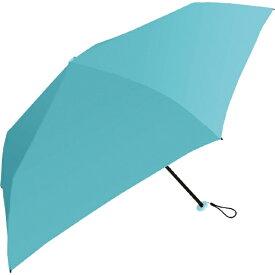 中谷 NAKATANI 【折りたたみ傘】超軽量折り畳み傘 無地 839001 サックス [50cm]