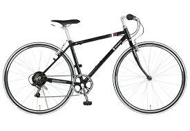 ルノー RENAULT 700×28C クロスバイク ルノー RENAULT ALCRB7006 LIGHT(Matte Black/外装6段変速) 61107-01【2020年モデル】【組立商品につき返品不可】 【代金引換配送不可】