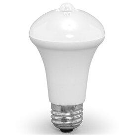 アイリスオーヤマ IRIS OHYAMA LED電球 人感センサー付 LDR9N-H-S8 [E26 /昼白色 /1個 /60W相当]