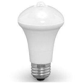 アイリスオーヤマ IRIS OHYAMA LED電球 人感センサー付 LDR9L-H-S8 [E26 /電球色 /1個 /60W相当]