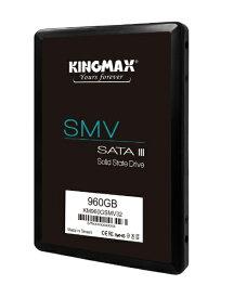 KINGMAX キングマックス KM960GSMV32V2 内蔵SSD SSD SMVシリーズ [2.5インチ /960GB]