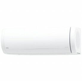 富士通ゼネラル FUJITSU GENERAL AS-X40K2-W エアコン 2020年 nocria(ノクリア)Xシリーズ ホワイト [おもに12畳用 /200V][ASX40K2W+AOX40K2]