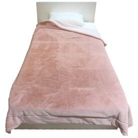 西川 NISHIKAWA MOFUMOFU 毛布(ラビットファー) MD9064F(シングルサイズ/140×200cm/ピンク) FQ09055012P ピンク