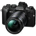 オリンパス OLYMPUS OM-D E-M5 Mark III ミラーレス一眼カメラ 14-150mm II レンズキット ブラック [ズームレンズ]…