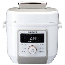 コイズミ KOIZUMI KSC4501W 電気圧力鍋[KSC4501W 電気鍋]