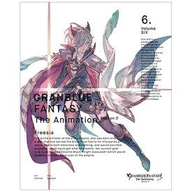 ソニーミュージックマーケティング GRANBLUE FANTASY The Animation Season 2 Vol.6 完全生産限定版【DVD】