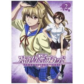 【2020年06月24日発売】 ワーナー ブラザース ストライク・ザ・ブラッド IV OVA Vol.2 初回仕様版【ブルーレイ】