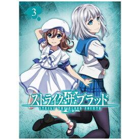 【2020年09月30日発売】 ワーナー ブラザース ストライク・ザ・ブラッド IV OVA Vol.3 初回仕様版【ブルーレイ】
