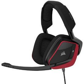 CORSAIR コルセア CA-9011206-AP ゲーミングヘッドセット VOID ELITE SURROUND Cherry チェリー [φ3.5mmミニプラグ /両耳 /ヘッドバンドタイプ][CA9011206AP]