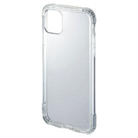 サンワサプライ SANWA SUPPLY iPhone11 Pro Max 耐衝撃ケース PDA-IPH026CL