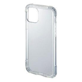 サンワサプライ SANWA SUPPLY iPhone11 耐衝撃ケース PDA-IPH027CL