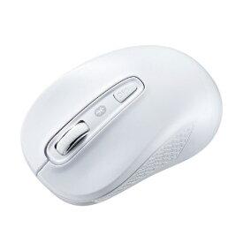 サンワサプライ SANWA SUPPLY マウス ホワイト MA-BTBL29W [BlueLED /無線(ワイヤレス) /3ボタン /Bluetooth][MABTBL29W]