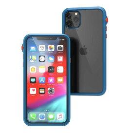 トリニティ Trinity カタリスト iPhone 11 Pro Max 衝撃吸収ケース ブルー