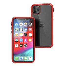 トリニティ Trinity カタリスト iPhone 11 Pro Max 衝撃吸収ケース レッド