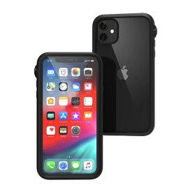 トリニティ Trinity カタリスト iPhone 11 衝撃吸収ケース ブラック