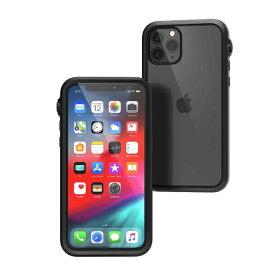 トリニティ Trinity カタリスト iPhone 11 Pro 衝撃吸収ケース ブラック