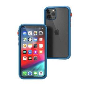 トリニティ Trinity カタリスト iPhone 11 Pro 衝撃吸収ケース ブルー