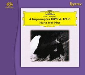 エソテリック ESOTERIC スーパーオーディオCD シューベルト:即興曲集 ESSG90196