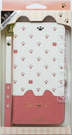 ナチュラルデザイン NATURAL design iPhone 11 Pro 5.8インチ専用手帳型ケース Minette Pink iP19_58-MIN01
