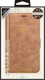 ナチュラルデザイン NATURAL design iPhone 11 Pro 5.8インチ専用手帳型ケース Style Natural Camel iP19_58-VS04