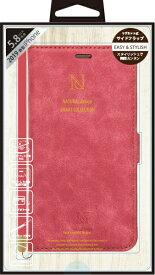 ナチュラルデザイン NATURAL design iPhone 11 Pro 5.8インチ専用手帳型ケース Style Natural Red iP19_58-VS05