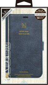 ナチュラルデザイン NATURAL design iPhone 11 Pro 5.8インチ専用手帳型ケース Style Natural Blue iP19_58-VS07