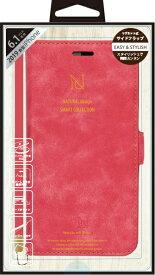 ナチュラルデザイン NATURAL design iPhone 11 6.1インチ 専用手帳型ケース Style Natural Red iP19_61-VS05