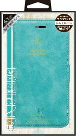 ナチュラルデザイン NATURAL design iPhone 11 6.1インチ 専用手帳型ケース Style Natural Turquoise iP19_61-VS08