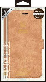 ナチュラルデザイン NATURAL design iPhone 11 Pro Max 6.5インチ 専用手帳型ケース Style Natural Camel iP19_65-VS04