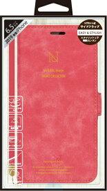 ナチュラルデザイン NATURAL design iPhone 11 Pro Max 6.5インチ 専用手帳型ケース Style Natural Red iP19_65-VS05