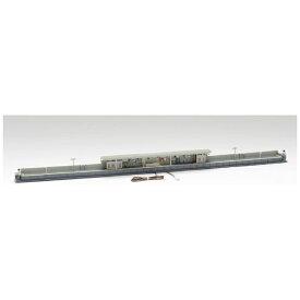 トミーテック TOMY TEC 【Nゲージ】4285 対向式ホームセット(都市型)照明付