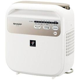 シャープ SHARP UD-CF1-W ふとん乾燥機 プラズマクラスター ホワイト系 [マット無タイプ][布団乾燥機 UDCF1W][UDCF1]
