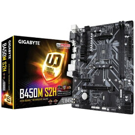 GIGABYTE ギガバイト マザーボード B450M S2H [MicroATX /AM4][B450MS2H]