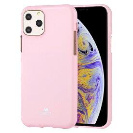 ビジョンネット Mercury JELLYCase iPhone11ProMax VNJEL11PMPK ピンク