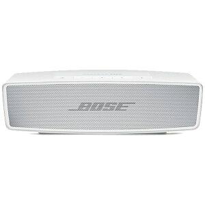 BOSE SLminiIISESLV ブルートゥーススピーカー SOUNDLINK MINI II Luxe Silver [Bluetooth対応][ボーズ スピーカー サウンドリンクミニ 2]