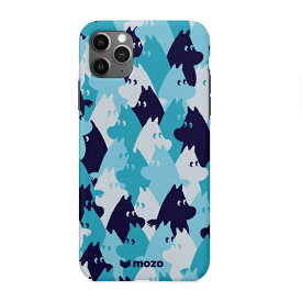 CASEPLAY ケースプレイ MOOMIN for iPhone 11 [ Blue camo ]