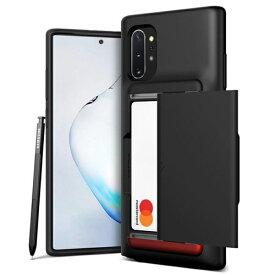 VRS DESIGN ヴェルスデザイン VRS DESIGN(VERUS) Damda Glide Shield 2019 for Galaxy Note 10 Plus (Matt Black) Matt Black