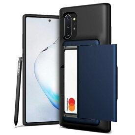 VRS DESIGN ヴェルスデザイン VRS DESIGN(VERUS) Damda Glide Shield 2019 for Galaxy Note 10 Plus (Deepsea Blue) Deepsea Blue
