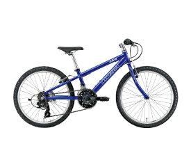 ルイガノ 22型 子供用自転車 J22(LGブルー/外装18段変速)J22【適応身長:120〜135cm】【組立商品につき返品不可】 【代金引換配送不可】