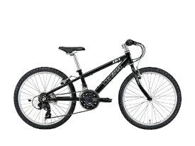 ルイガノ 22型 子供用自転車 J22(LGブラック/外装18段変速)J22【適応身長:120〜135cm】【組立商品につき返品不可】 【代金引換配送不可】