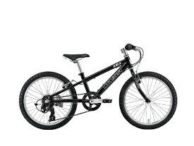 ルイガノ 20型 子供用自転車 J20(LGブラック/外装6段変速)J20【適応身長:110〜125cm】【組立商品につき返品不可】 【代金引換配送不可】